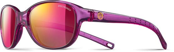 Julbo Romy Spectron 3CF Sunglasses Kids 4-8Y Translucent Purple-Multilayer Pink 2018 Sonnenbrillen BMfE1mjI